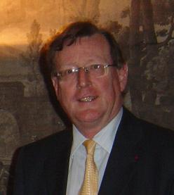 David Trimble (zdj. Wikipedia)